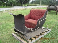 #10- Horse Drawn  Russian Designed Sleigh