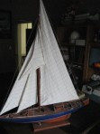 #46 – Model of a Sailboat