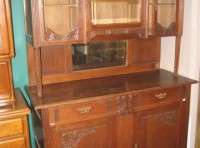 #49 – Oak Belgium Buffet / Hutch