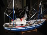 #53 – Model Boat of a Fishing Trawler