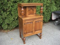 #58 – Antique Victorian Court Cupboard