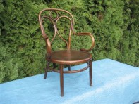 #61 – Nice Victorian Wooden Chair