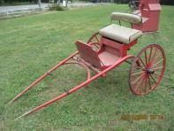 #7- Horse drawn Single horse cart