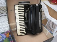 "#87 – 120 Bass ""Crucianelli"" Accordian / Accordion"